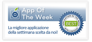App of the week in Italy, iPhoneitalia.com